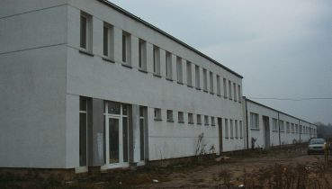 Construction of new production hall
