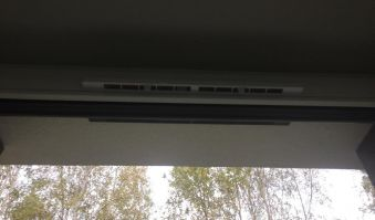 Room ventilation and window ventilators